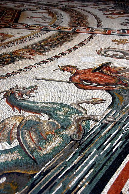 Musei Vaticani Ancient Roman Art Roman Mosaic Ancient Art