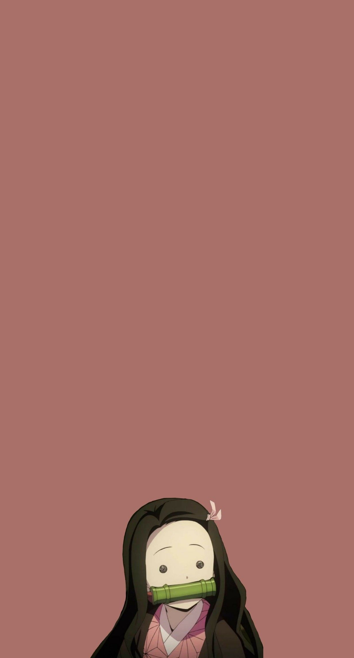 Nezuko Kamado Anime Demon Anime Wallpaper Cute Anime Wallpaper