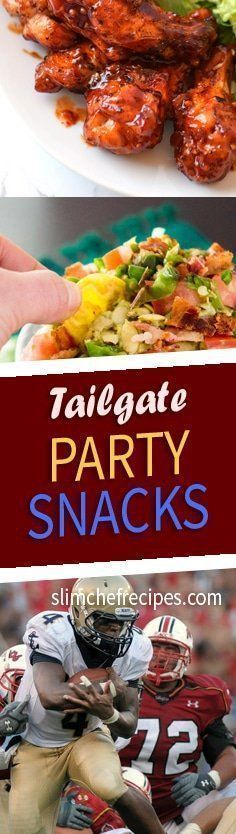 Tailgate Food #tailgatefoodmakeahead Easy tailgate party snacks you can make ahe…
