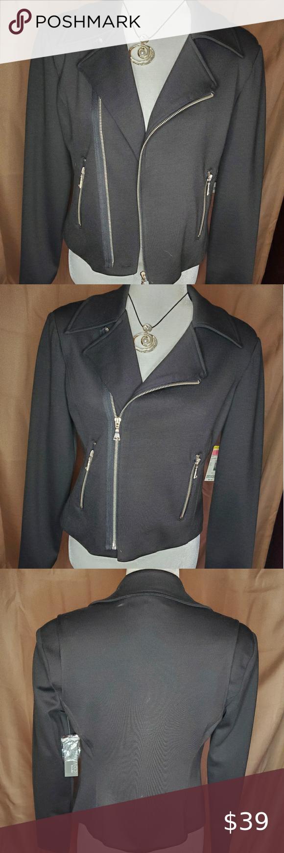 Covington Jacket Jackets Black Zip Ups Clothes Design [ 1740 x 580 Pixel ]