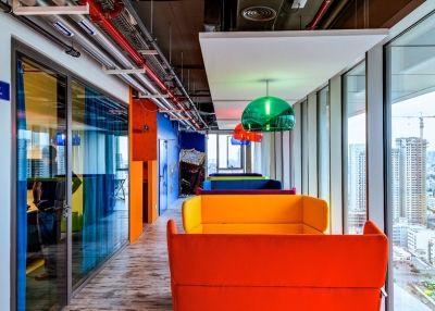 Google S New Tel Aviv Hq Google Yet Again Does Not Fail To