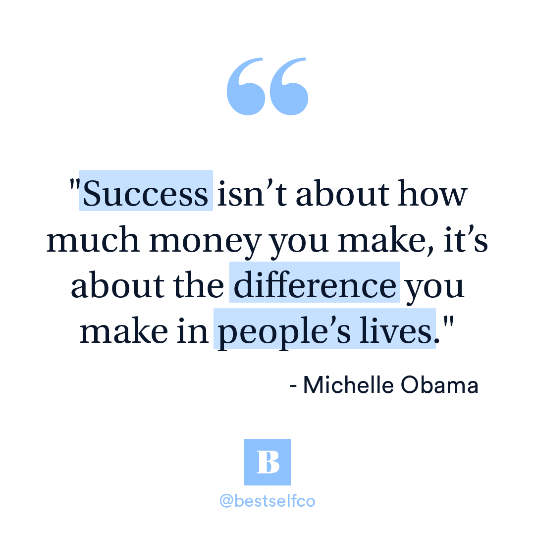 What Does Success Look Like For You In Your Personal