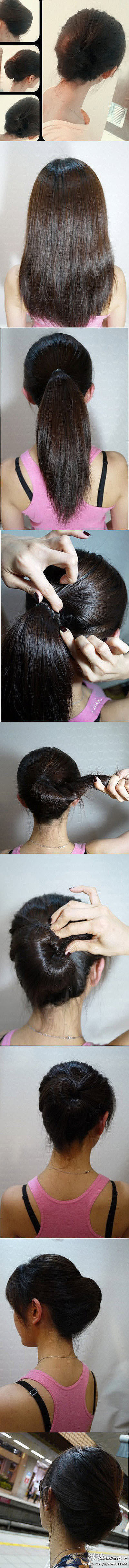 Tucked in hair hair modern country pinterest hair style