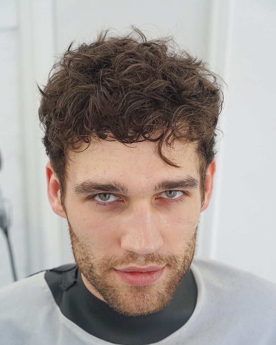 Medium Length Haircuts For Men 2020 Styles Haircuts For Curly