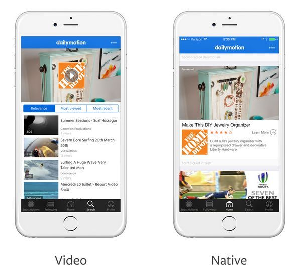 Liverail To Power All In App Ads On Facebook Audience Network