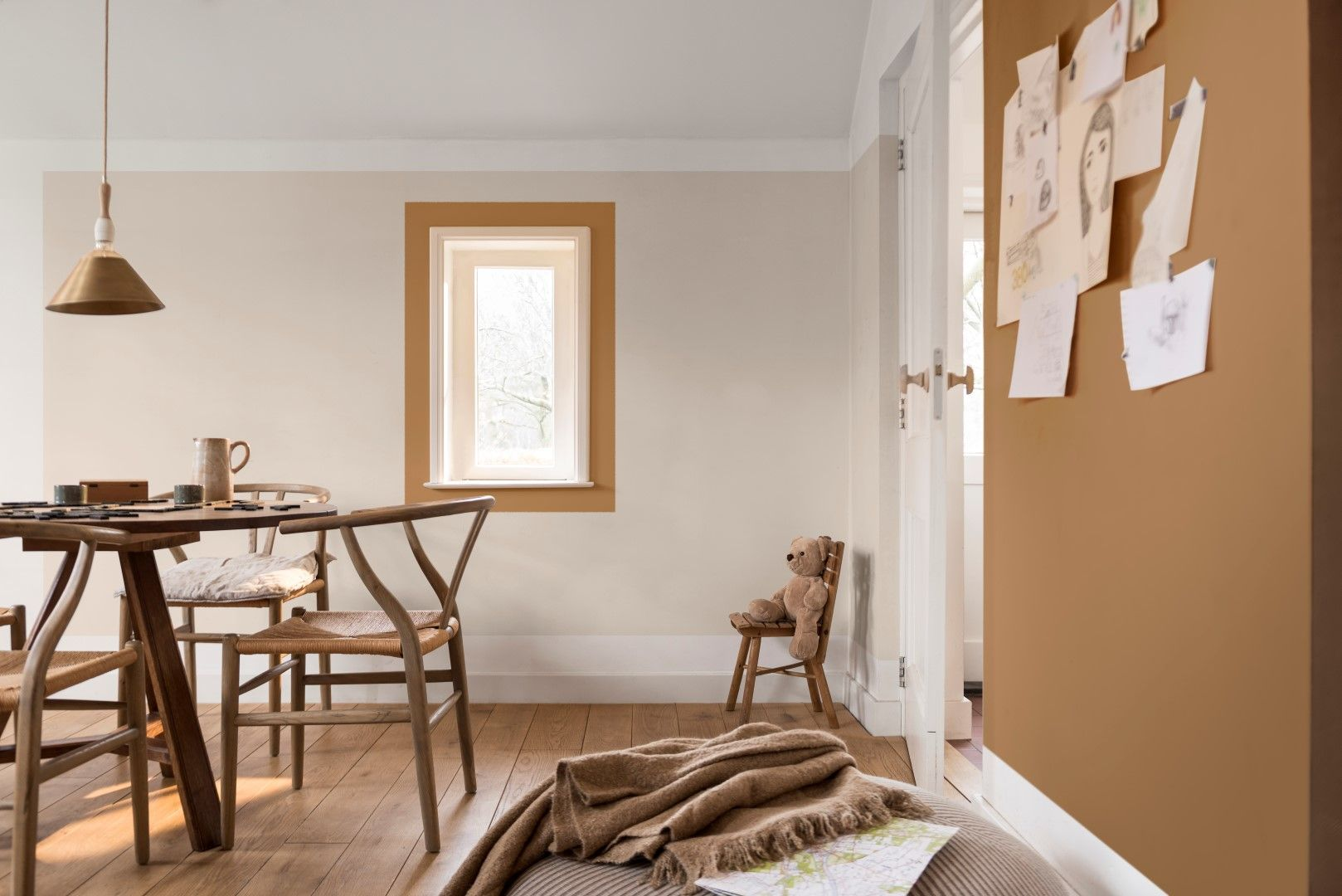 The Dulux Colour of the Year 2019 is Here and it's Beautifully Natural is part of Neutral Living Room Dulux - Colour experts Dulux have just announced their top shade for the year ahead  Unearth Spiced Honey, the Dulux Colour of the Year 2019
