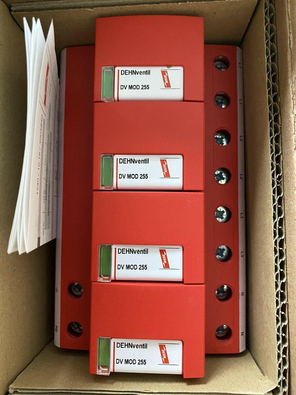 Marke: DEHN | Herstellungsland und -region: Deutschland | Herstellernummer: 951400 | Dehn+Söhne Kombi-Ableiter 951400 DEHNventil M DV M TNS 255. Zustand: