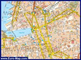 карта лиссабона на русском языке с достопримечательностями скачать - фото 6