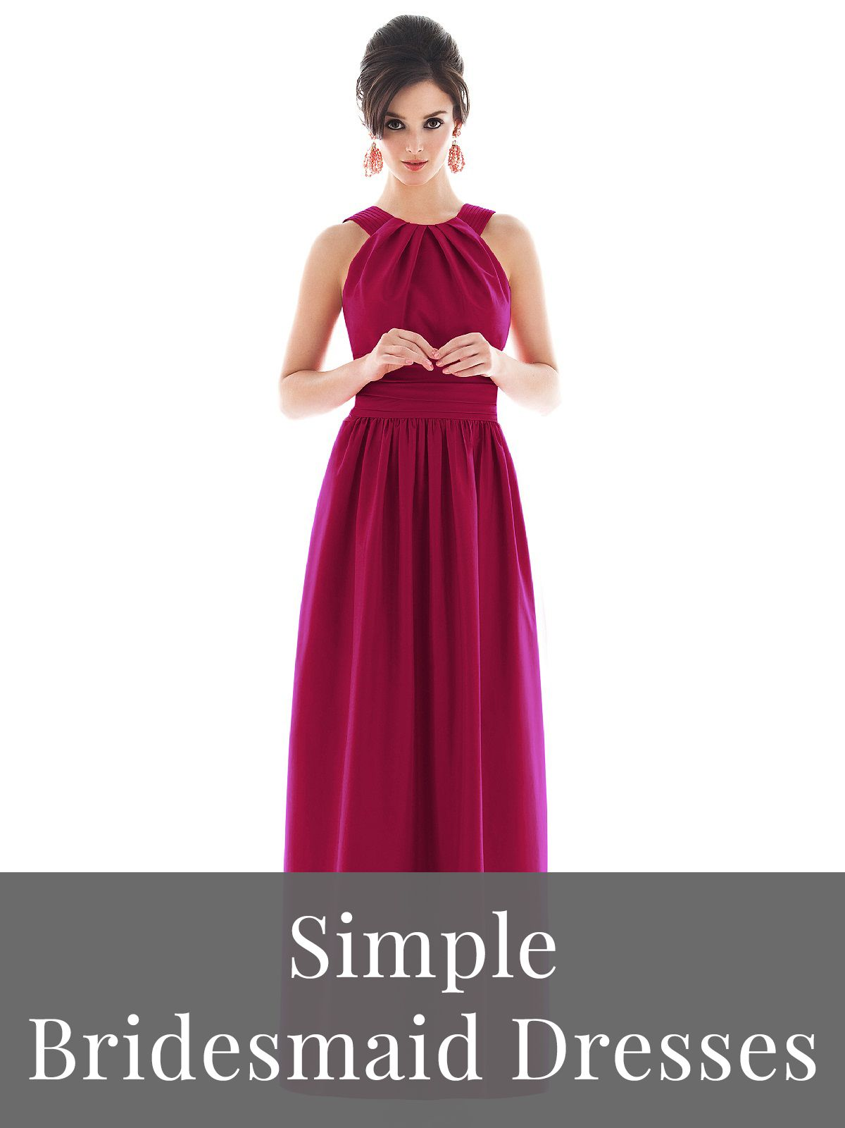 Simple bridesmaid dresses by alfredsung member board bride simple bridesmaid dresses by alfredsung ombrellifo Gallery