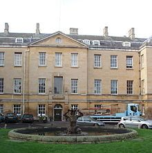 John Radcliffe Infirmary, oxford