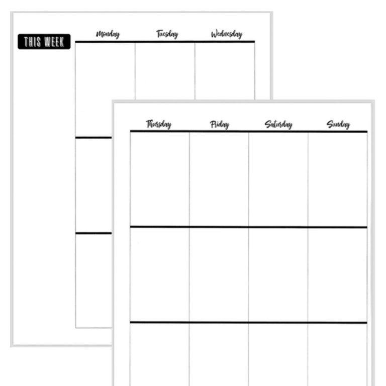 Free Printable Big Happy Planner Set Happy Planner Stickers