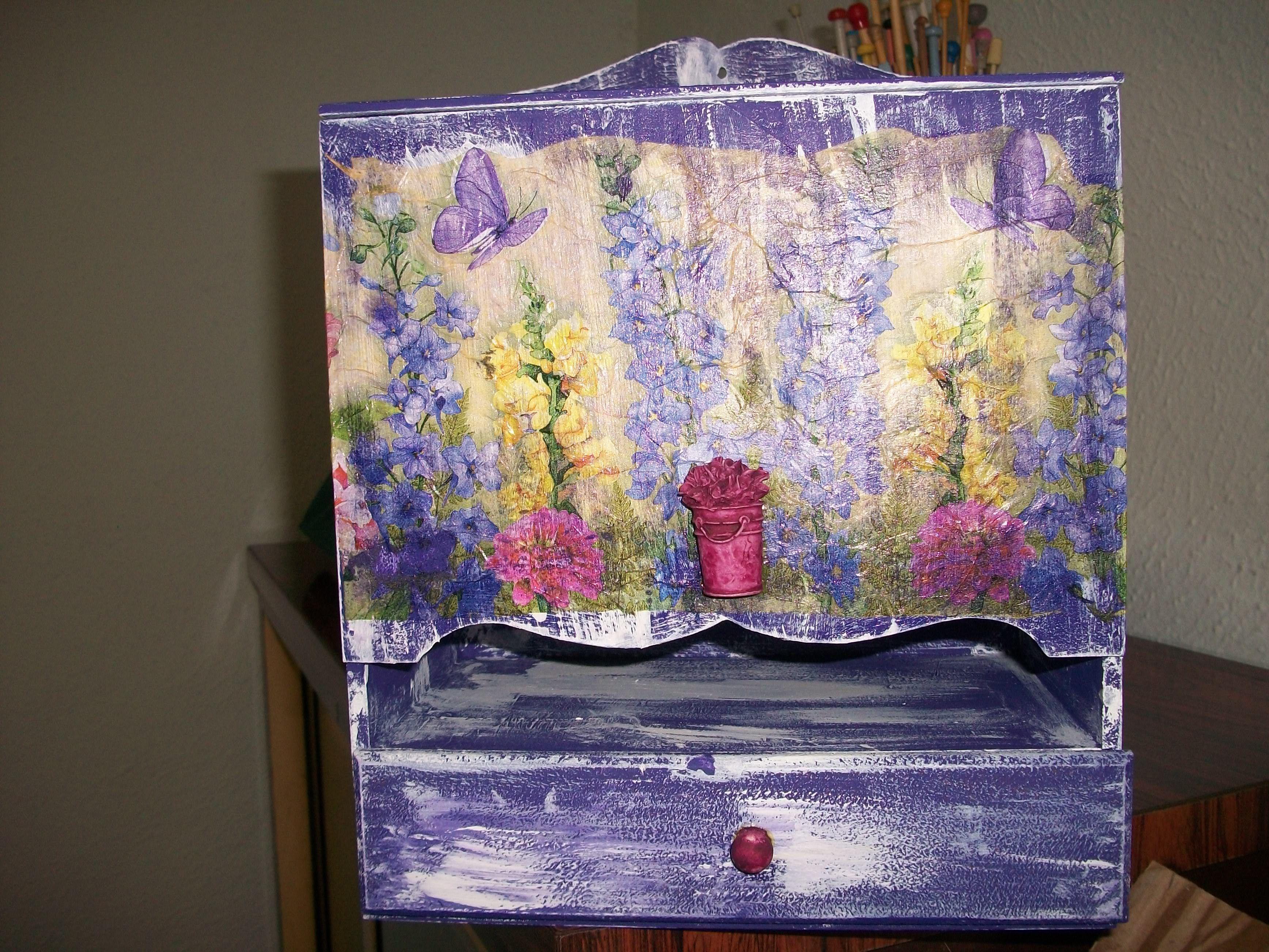 Caixa de fraldas - Pátina Mexicana