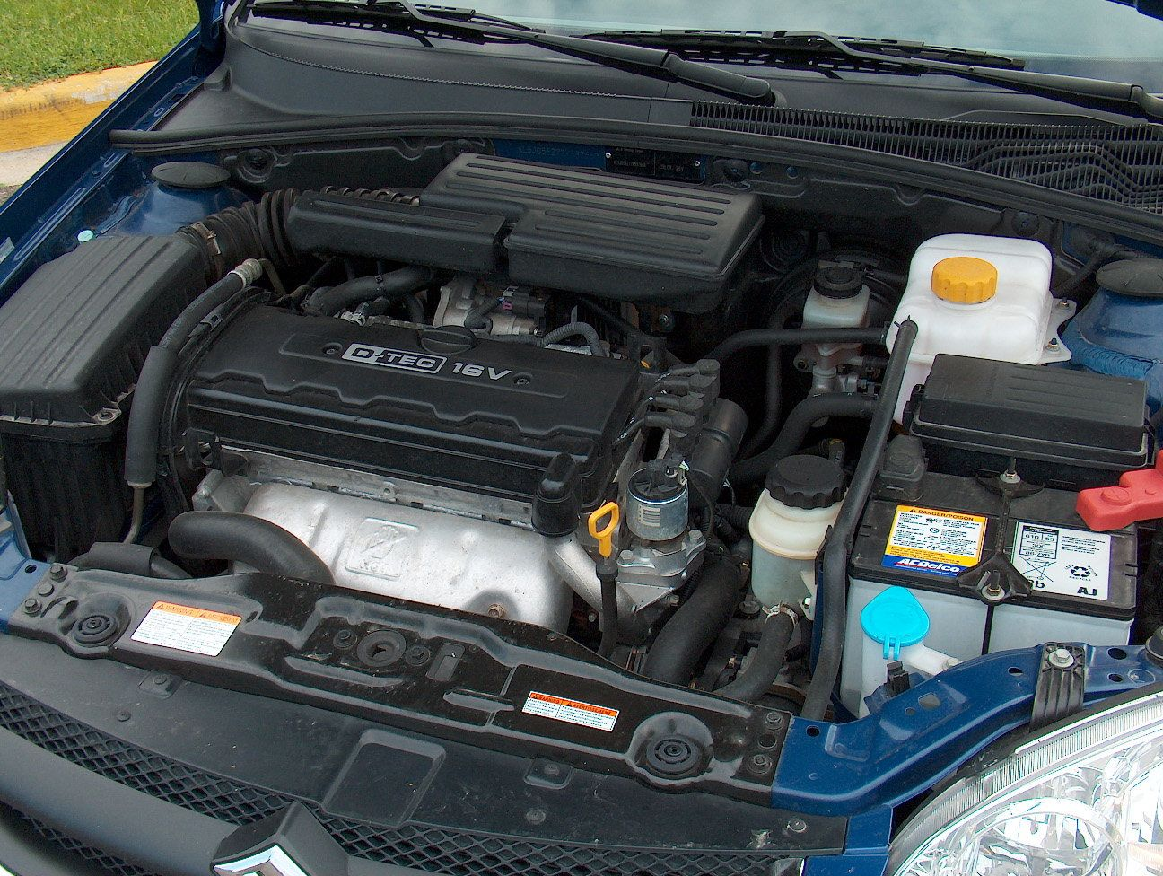 2007 #SUZUKI FORENZA #GAS #ENGINE GAS 2.0L: Part Name: 2007