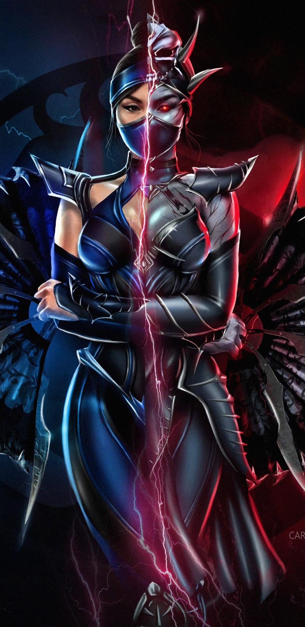 Обои джейд, Mortal kombat, komplete edition, синдел. Игры foto 4