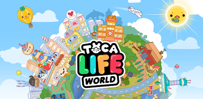 Free Game App Download Toca Life World Game App Free Games Create Your Own World