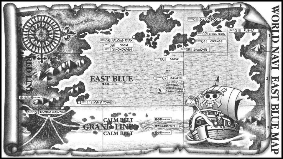 Image Result For One Piece Background Blue Map One Peice Anime Vintage World Maps