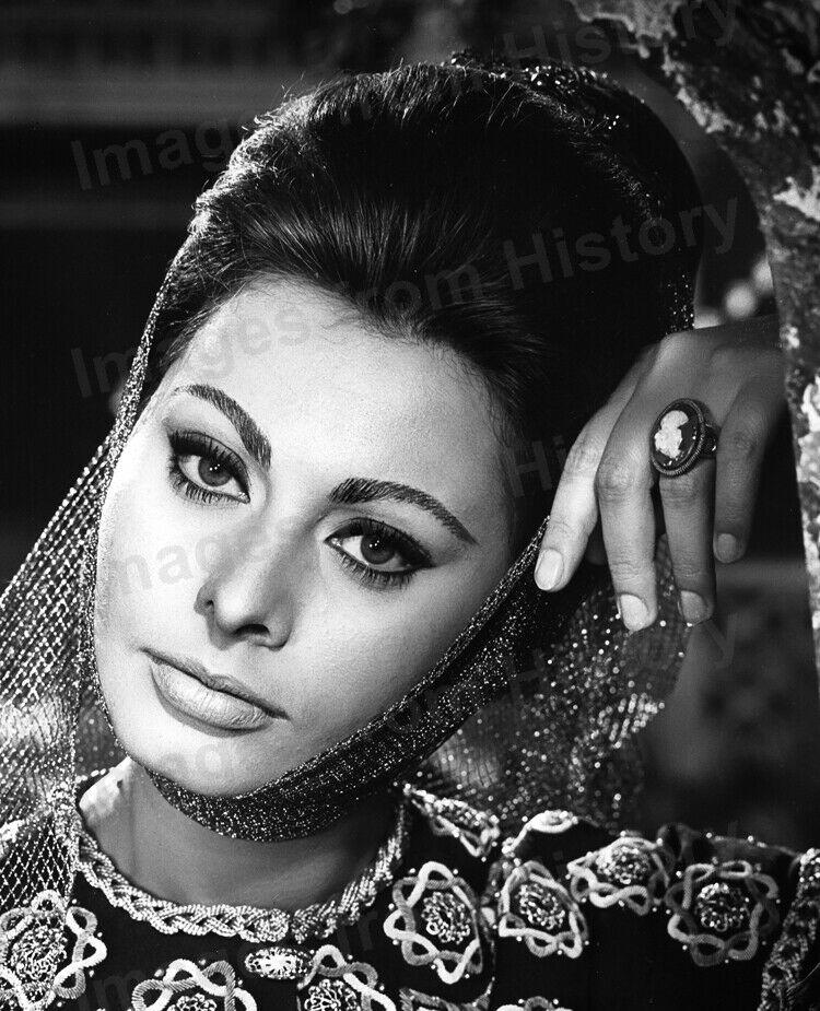 8x10 Print Sophia Loren Fall of the Roman Empire 1964 #1190 | eBay