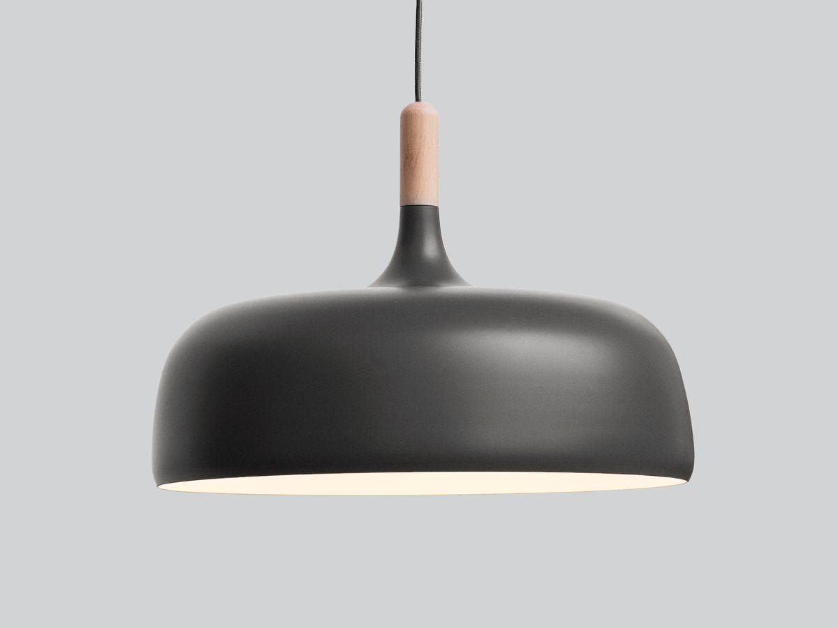 Northern Acorn Pendant Light - Grey & Northern Acorn Pendant Light - Grey | Pendant lighting Lights and ...