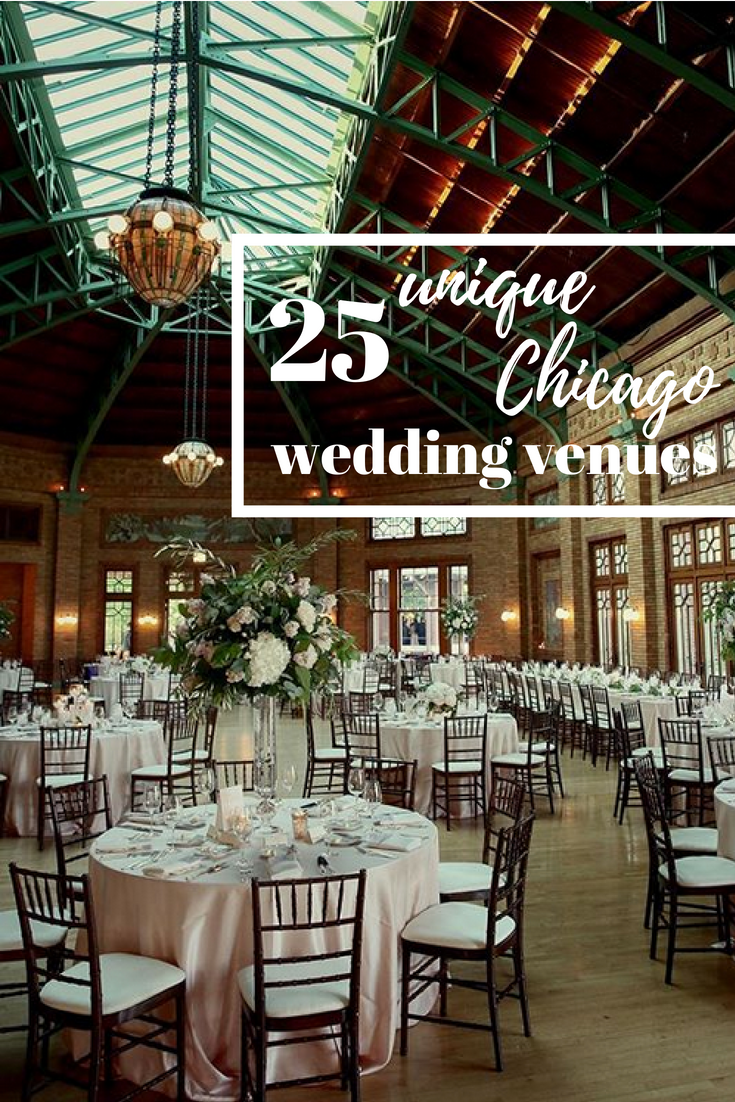 Chicago's most beautiful places to get married Michigan