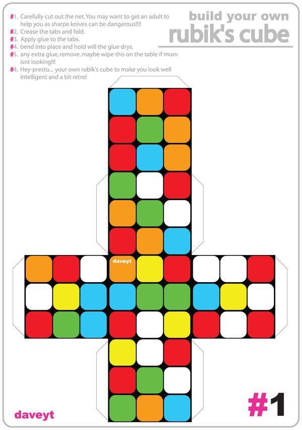 Cubo Magico Em Png Pesquisa Google Festa Anos 80