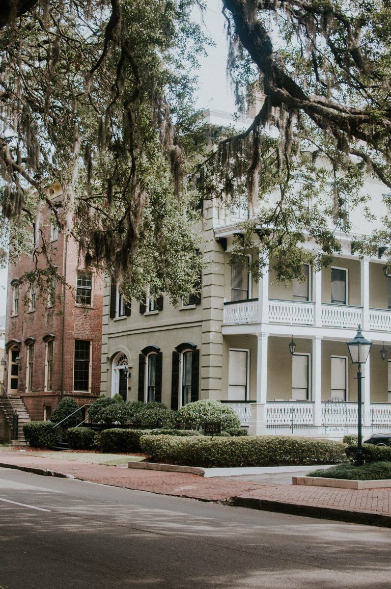 Savannah GA: Our Guide to the Best Things To Do #historichomes