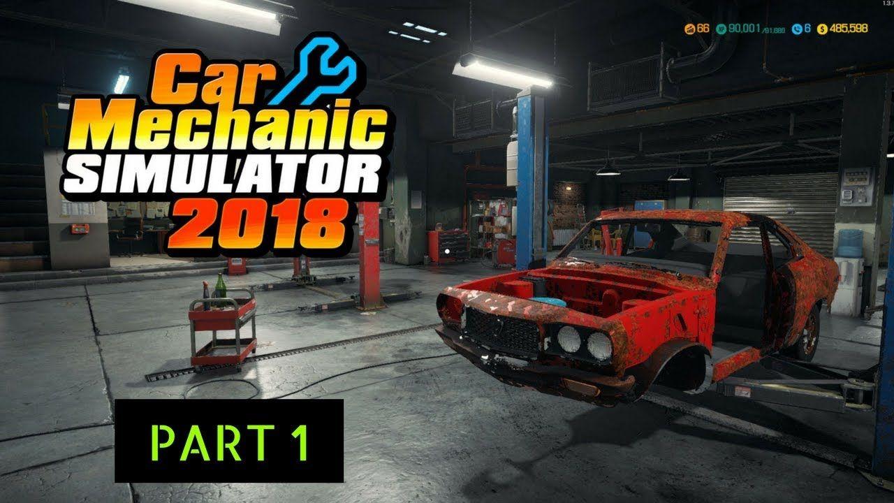 Renovating A Mazda Rx 3 Car Mechanic Simulator 2018 Part 1 Car Mazda Cars