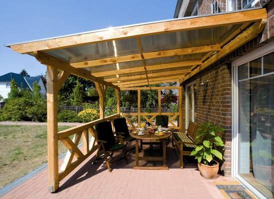 Douglas hout afdak google zoeken afdakje pinterest verandas patios and porch - Hout pergola dekking ...