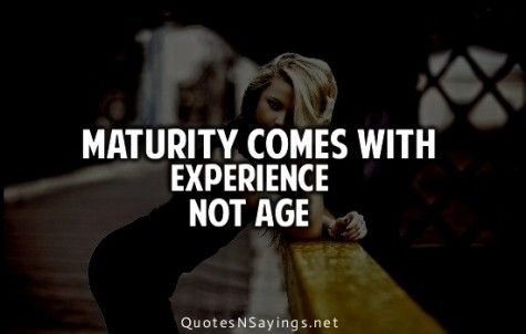 Amen I Agree 100 Sometimes Age And Experience Go Hand In Hand