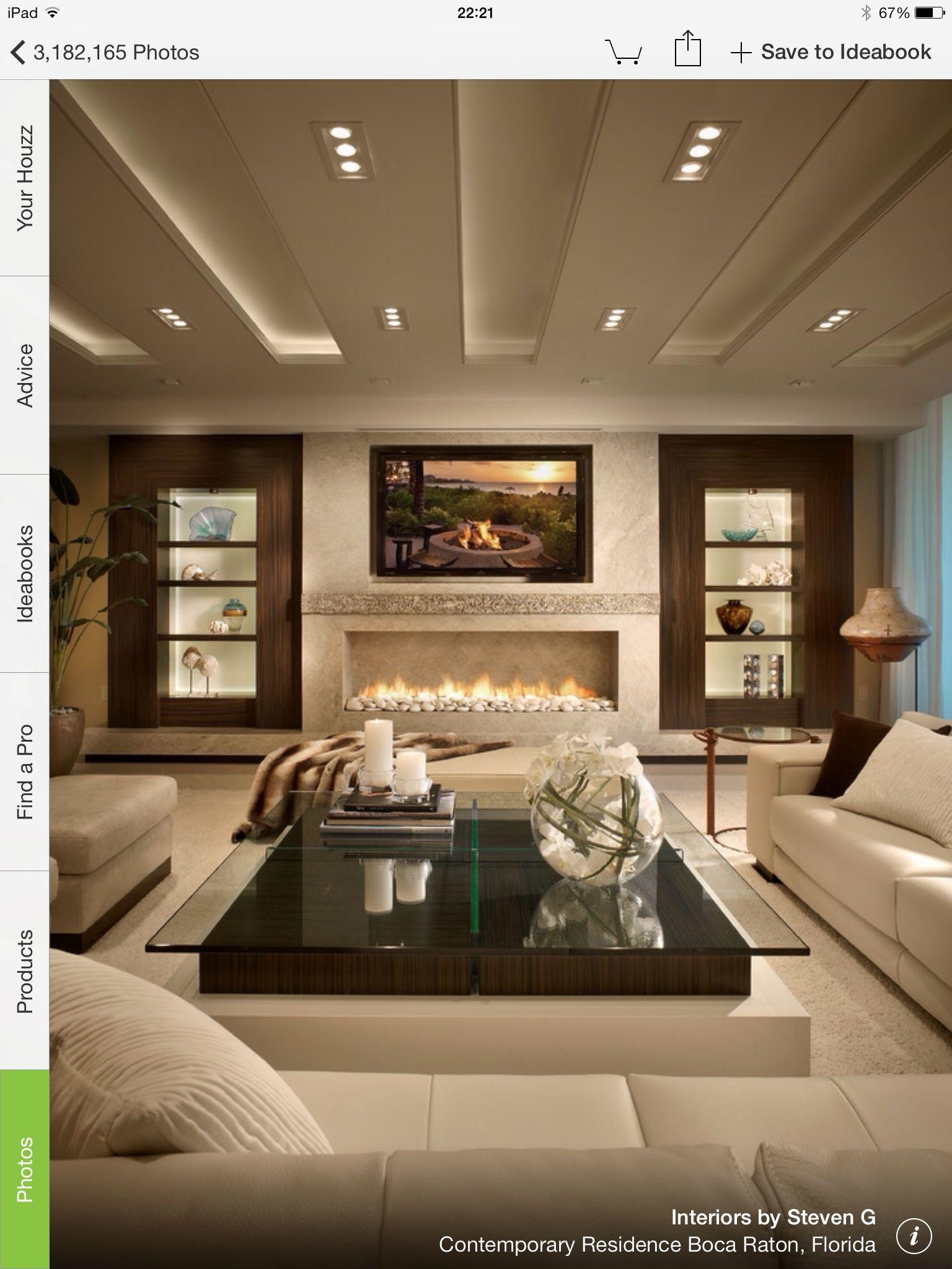 Amplio salón para familia numerosa | Livings | Pinterest