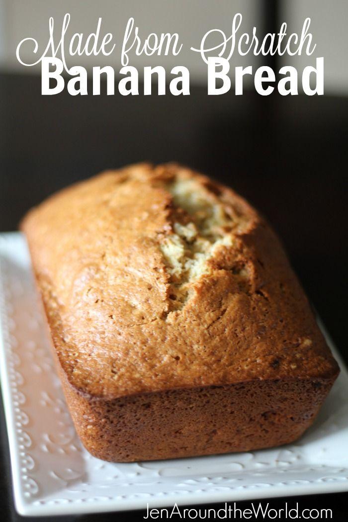 banana bread hero image