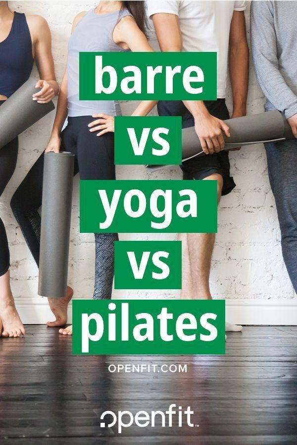 Find out the differences between barre yoga and Pilates and the benefits of each How to do warrior 3...