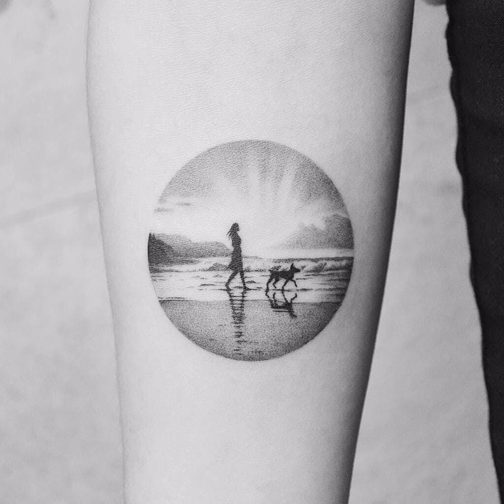sunsets on the beach by amanda piejak amandapiejak blackandgrey