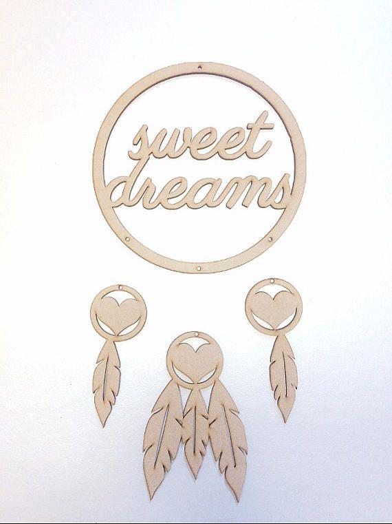 Dream Catcher Craft Supplies Decor Dreamcatcher Ready To Decorate Craft Supplies Wood Blank 21