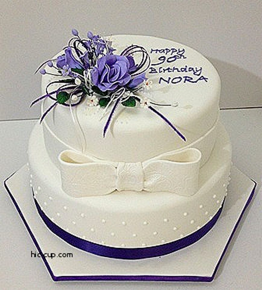 Image result for birthday cakes for women 90th birthday