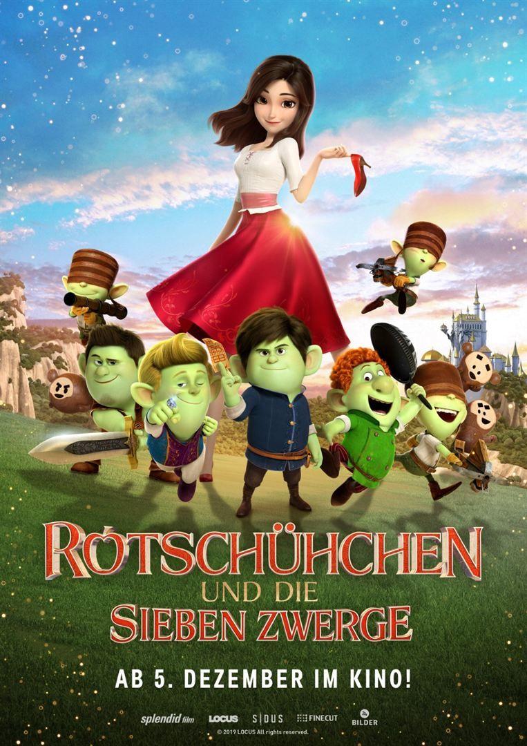 Rotschuhchen Und Die Sieben Zwerge Film Online Ganzer Deutsch Stream 2019 Sieben Zwerge Animationsfilme Rote Schuhe