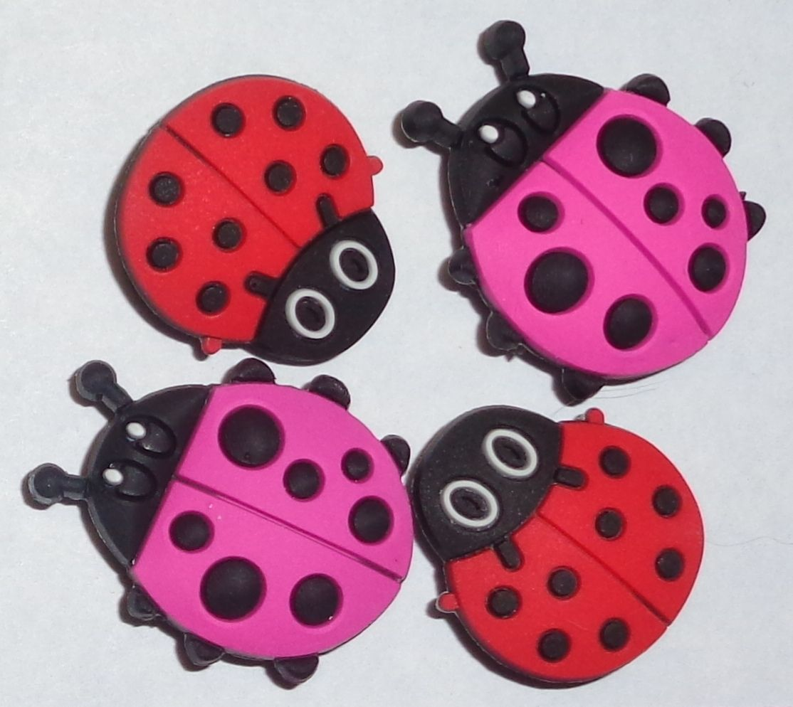 Piglet /& Hello Kitty Shoe Charms Shoe Buttons for Your Crocs like Jibbitz
