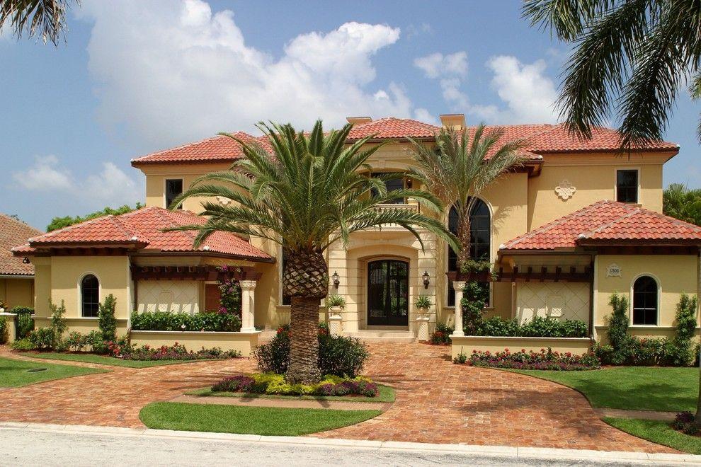 Best Beautiful Mediteranean Architecture Terra Cotta Shingles 400 x 300
