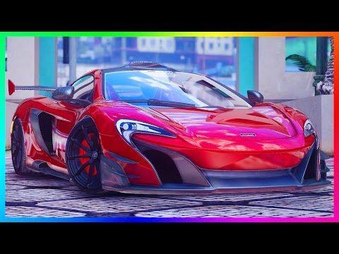 awesome new gta online dlc update hidden features progen gp1 super car secret details - Gta V Secret Cars