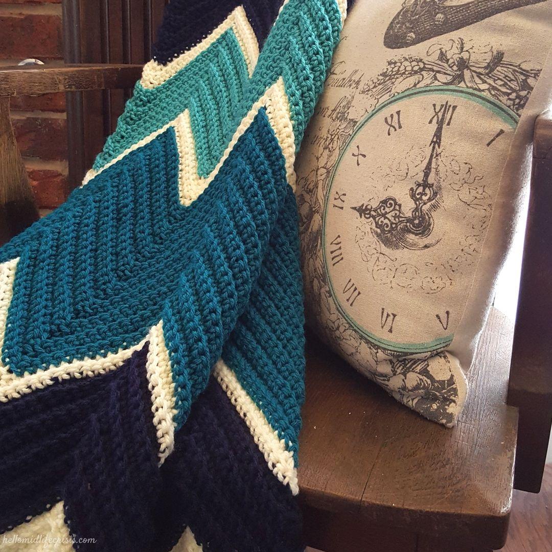 Chevron crochet blanket pattern chevron crochet blanket pattern chevron crochet blanket pattern bankloansurffo Gallery