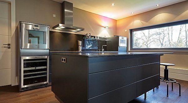 designfunktion Küchen GmbH - Küchen - Referenzen Moderne Küchen - küchen mit granit arbeitsplatten