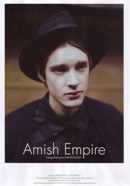 Amish Empire : Diana Kunst
