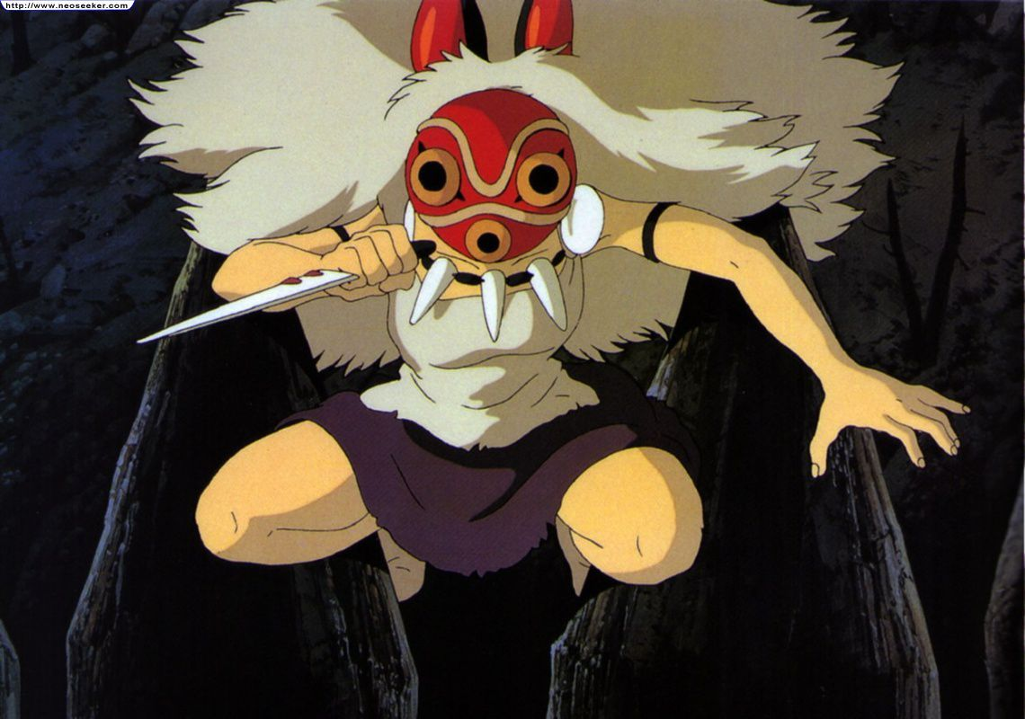 Princess Mononoke Ashitaka Arm