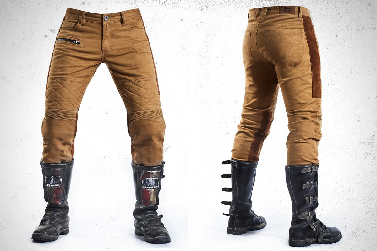 Riding Gear Fuel Sergeant Waxed Pants Return Of The Cafe