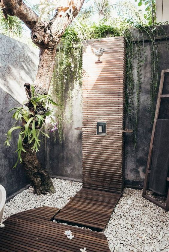 Photo of Amazing Outdoor Bathroom/Shower Ideas You Can Try In Your Home – Decor Around The World