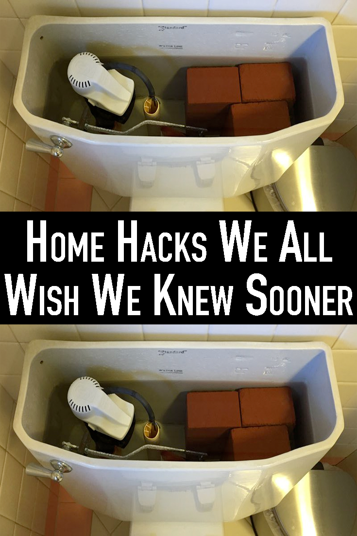 Home Hacks You'll Wish You Thought Of Yourself