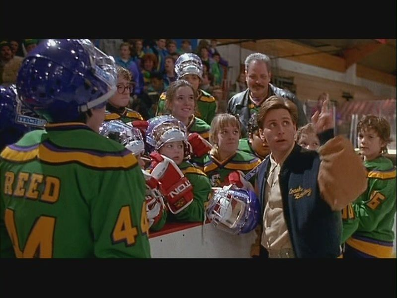 What S The Best Hockey Movie Hfboards Disney Live Action Movies Mighty Ducks Quotes D2 The Mighty Ducks