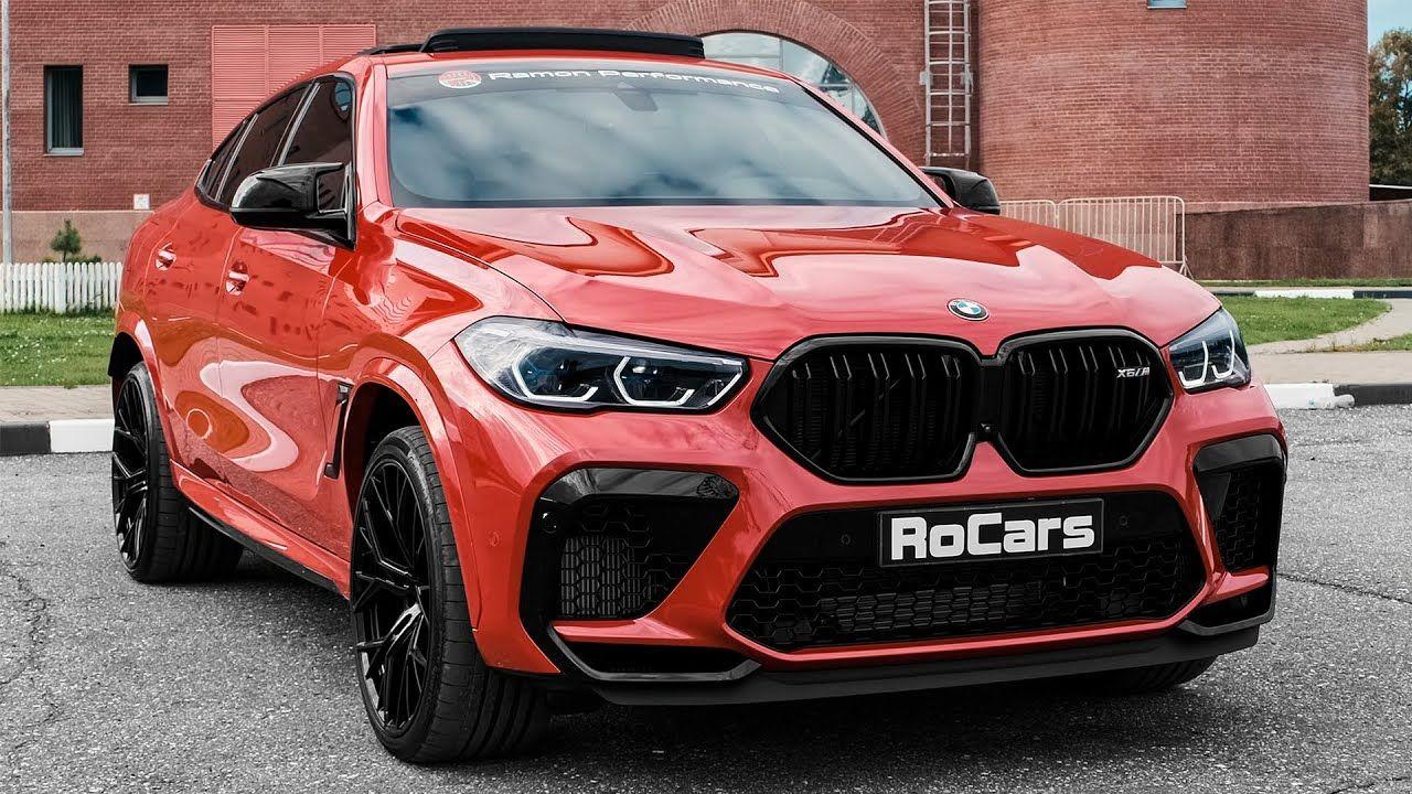 2021 Bmw X6 M In Beautiful Details In 2021 Bmw X6 Bmw Dream Cars Bmw