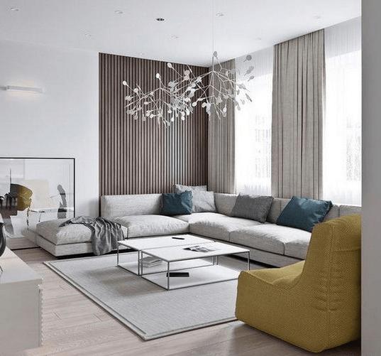 25 Minimalist And Modern Apartment Living Room Design Ideas Eweddingmag Com Modern Apartment Living Room Contemporary Living Room Design Apartment Living Room Design