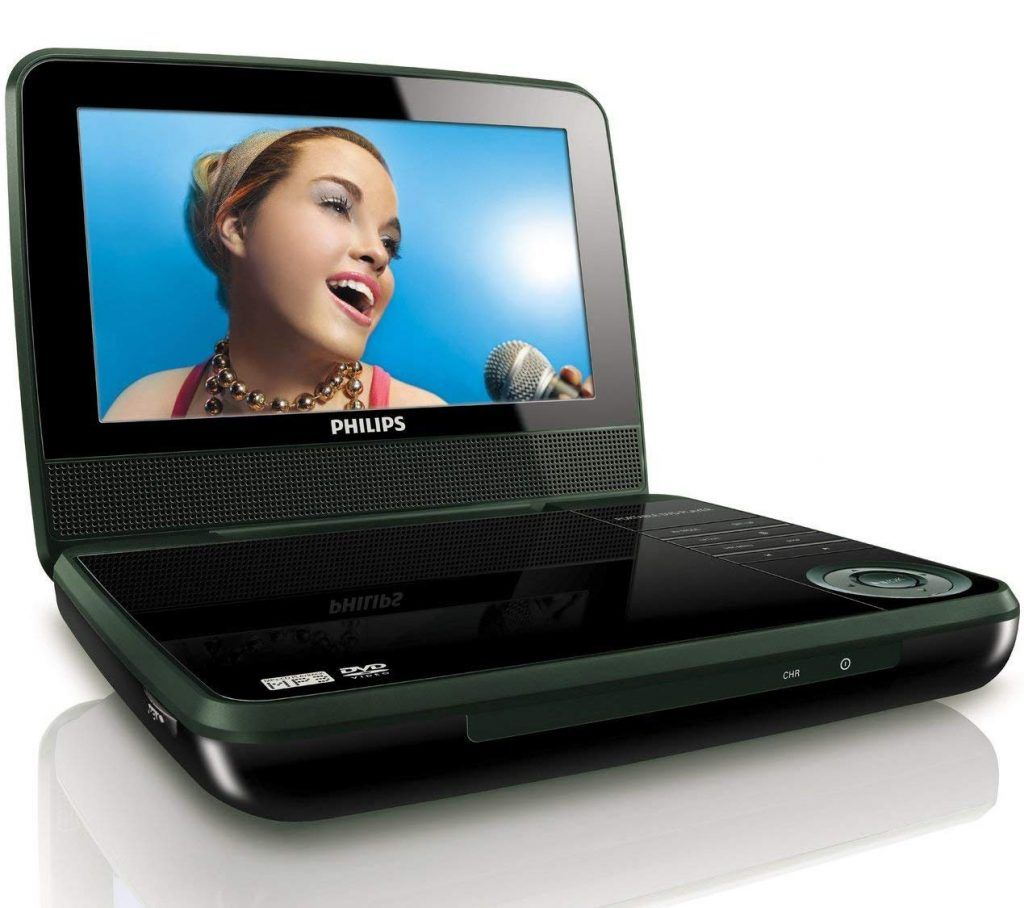 Best Portable Dvd Players In 2020 Reviews With Images Portable