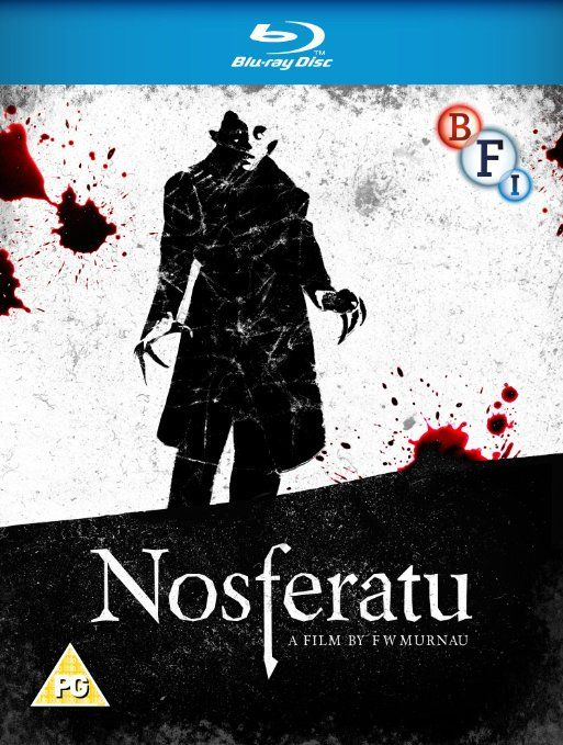 Nosferatu - Blu-Ray (BFI Region B) Release Date: Available